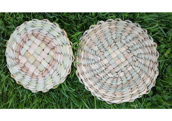 Rush Weaving Workshop