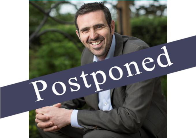 Postponed - Meet BBC Gardener's World Presenter Adam Frost - General Admission