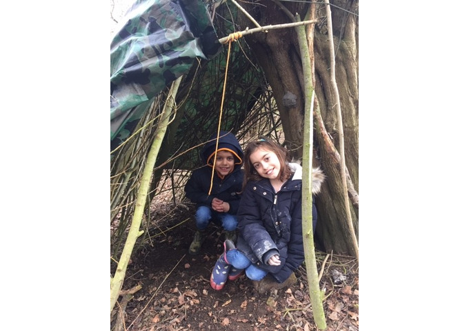 Fantastic Forest Fun - Forest Skills Family Morning