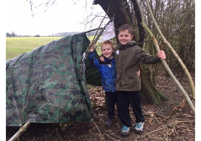 Fabulous Forest Skills - Family Garden Activity Morning