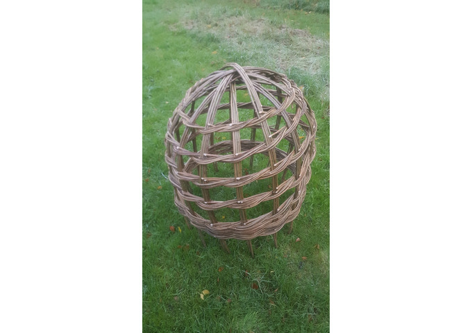 Creating Herbacious Willow Supports