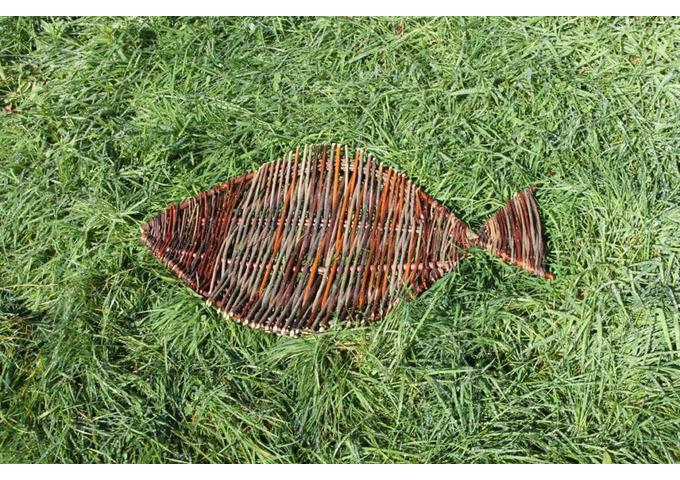 Fabulous Fish Weaving! Family Garden Willow Workshop for Children 10yr+