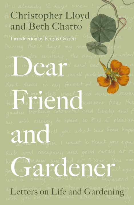 Dear Friend and Gardener  - new issue