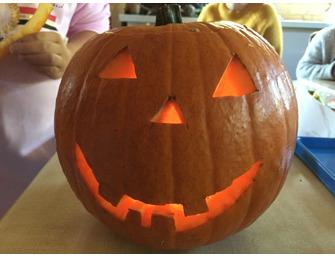 Pumpkin Carving & Wild Sweets - Garden Activity Morning for Children
