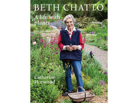 GOLD CARD MEMBERS ONLY A life with plants - Beth Chatto biography book launch 2pm, 4th October