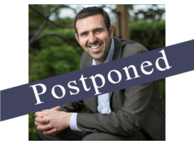 Postponed - Meet BBC Gardener's World Presenter Adam Frost - General Admission