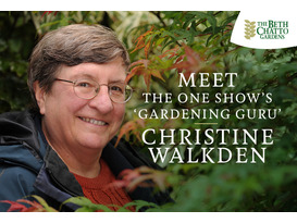 "'""You'll never do well"" but I did!' A Gardener's Tale by Christine Walkden - General Admission ticket"