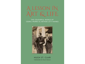 A Lesson in Life & Art - book launch