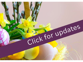 Easter Egg Hunt - open air event. Click for updates