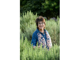 In Conversation with Jekka McVicar