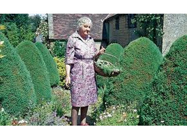Women Gardeners 5: Margery Fish