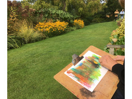 September Art in the Garden