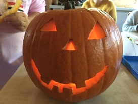 Pumpkin Carving & Goblins - Garden Activity Morning for Children