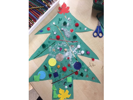 Christmas Craft Bonanza! - Garden Activity Morning for Children