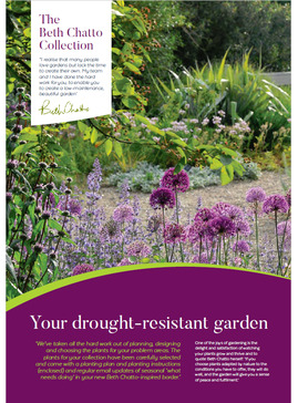 The Drought-Resistant Plant Collection