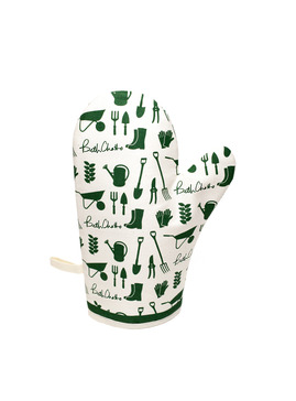 Beth Chatto Single Oven Mitt