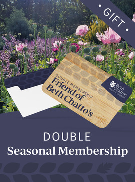 Gift membership - standard seasonal pass for two people