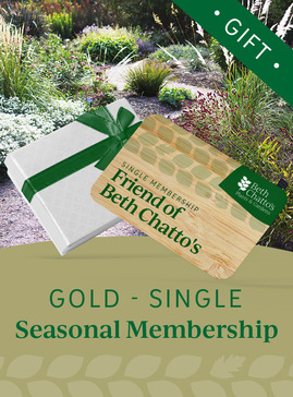 Gift membership - Gold seasonal pass for one person