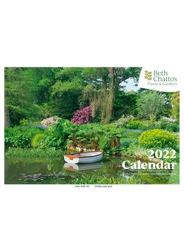 Beth Chatto Calendar 2022