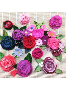 Felt Flower Making Workshop