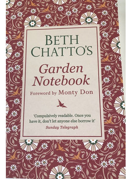 Beth Chatto's Garden Notebook (Paperback)