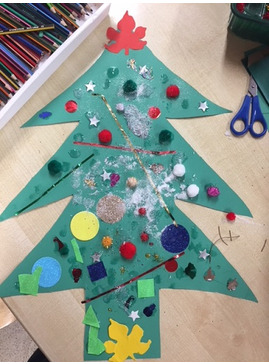 Christmas Craft Bonanza! - Garden Activity Morning for Children
