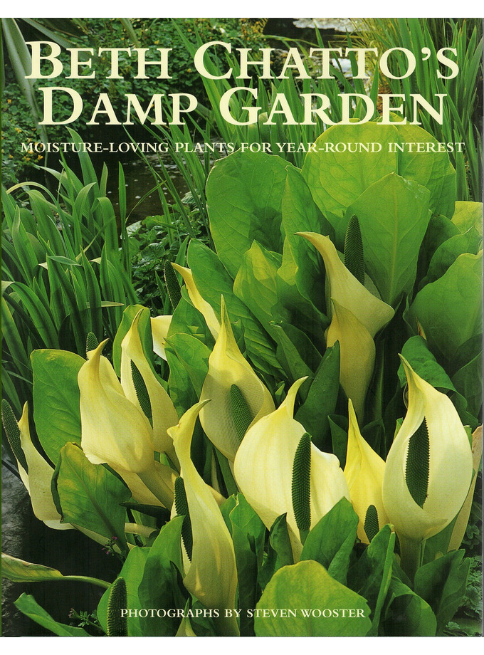 Beth Chatto's Damp Garden (Hardback)