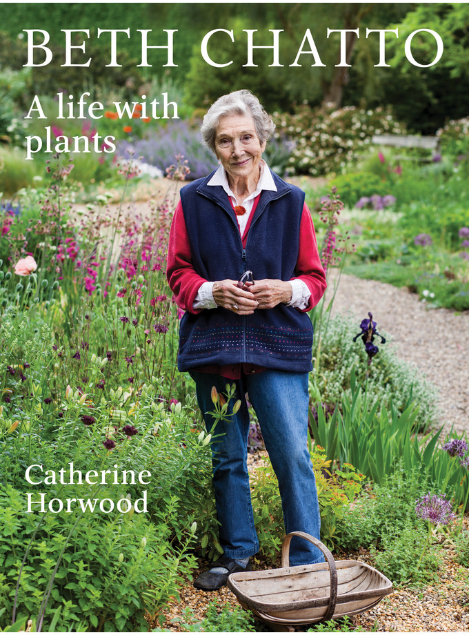 Beth Chatto A Life with Plants - pre-order