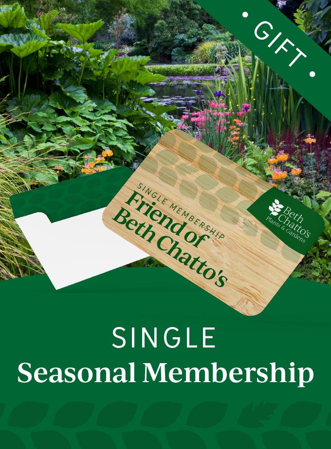 Gift membership - Standard seasonal pass for one person